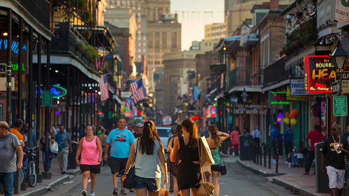 New Orleans Tours Amp Sightseeing City French Quarter